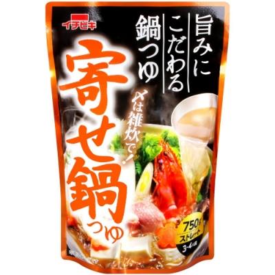 ichibiki 火鍋高湯底[雜燴風味](750g)
