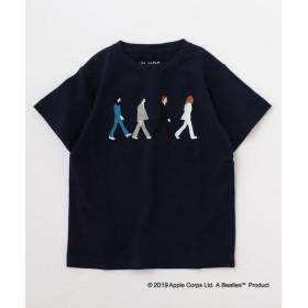 【シップスキッズ】SHIPS KIDS:<パパとおそろい>【THE BEATLES(ザ・ビートルズ)】TEE(145〜160cm)