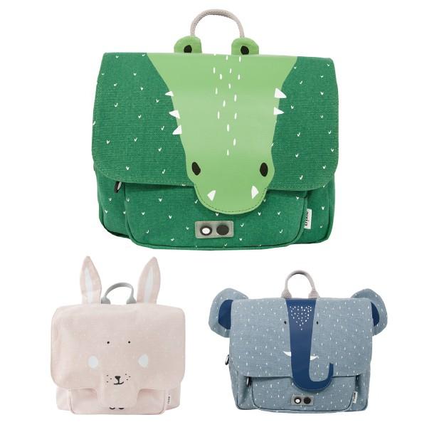 比利時 Trixie 動物造型書包 (3款可選)【麗兒采家】