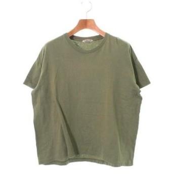 AURALEE / オーラリー Tシャツ・カットソー レディース