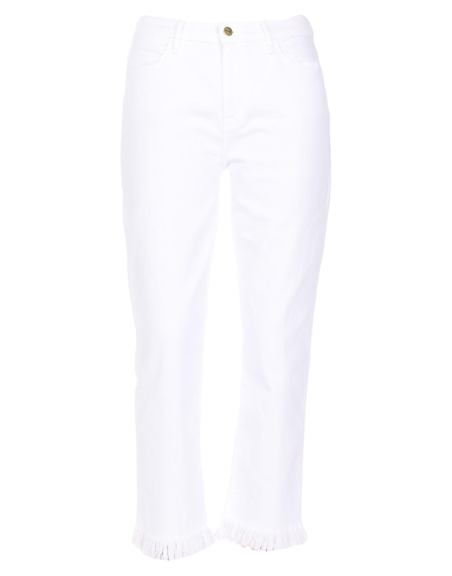 FRAME Denim pants - Item 42777051