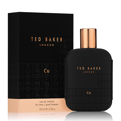 Ted Baker Ted's Tonics CU Copper Eau de Toilette 100ml