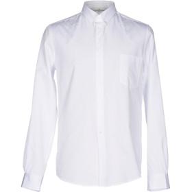 《セール開催中》GOLDEN GOOSE DELUXE BRAND メンズ シャツ ホワイト L 100% コットン