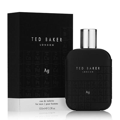 Ted Baker Ted's Tonics AG Silver Eau de Toilette 100ml