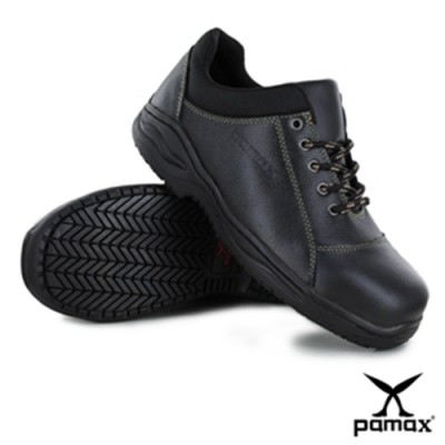 PAMAX 帕瑪斯-皮革製高抓地力安全鞋-PA07101FEH