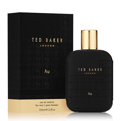 Ted Baker Ted's Tonics AU Gold Eau de Toilette 100ml