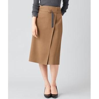 【BEIGE,:スカート】CAVARO / タイトスカート