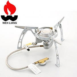 【Wen Liang 文樑 頂級飛碟爐 】NO.9709/飛碟爐/爐具/登山/露營/野炊