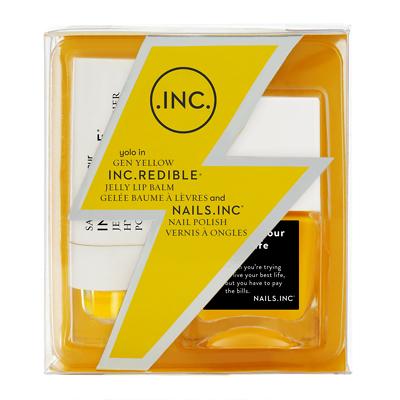 NAILSINC Gen Yellow Duo 2 x 14ml