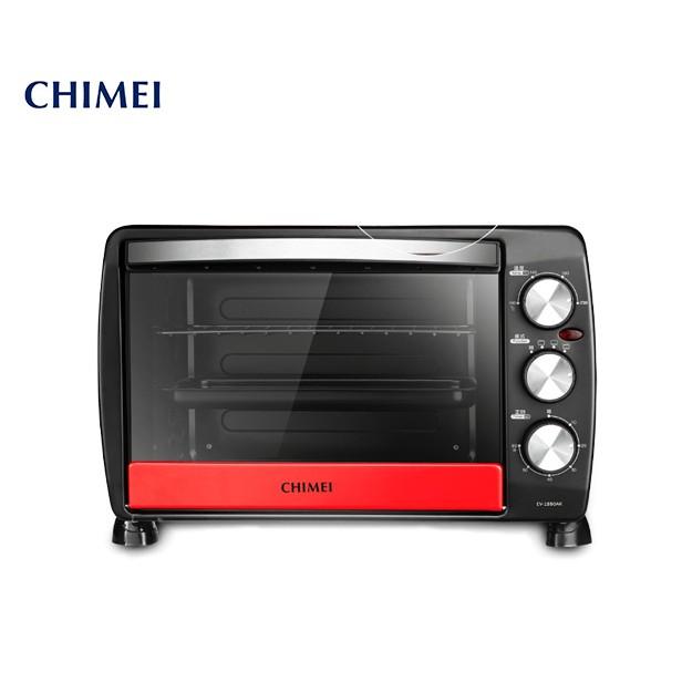 【CHIMEI 奇美】18公升 電烤箱 EV-18B0AK (兩色可選)