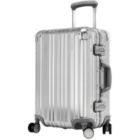 [リカルド]RICARDO Aileron 20-inch Spinner Suitcase スーツケース 40L 021-20-4WB Silver/040
