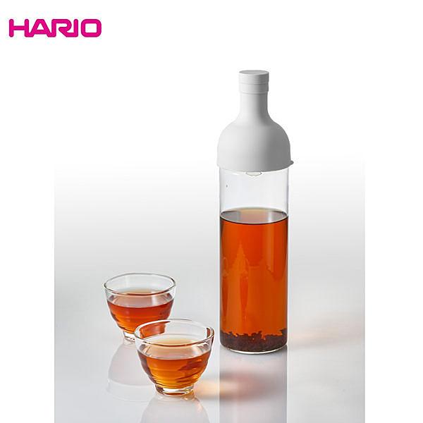 HARIO 酒瓶造型冷泡壺組750ml  一壺二杯