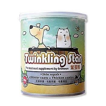 『寵喵樂旗艦店』TWinkStar鱉蛋爆毛粉 100g