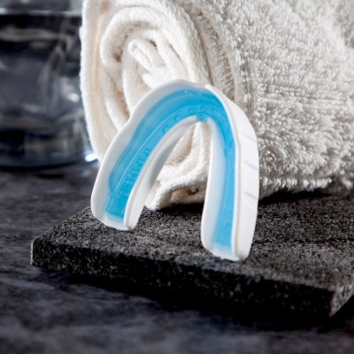谷樂Coollo 專業運動牙套護齒器-DC輕薄感牙套.可塑型護牙套雙層防磨牙套EVA護齒套