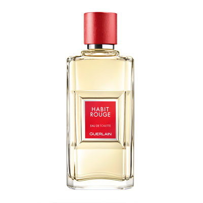 GUERLAIN Habit Rouge Eau de Toilette 100ml - FR