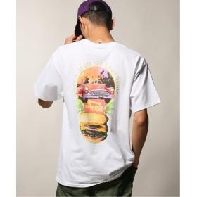 【40%OFF】 ジャーナルスタンダード IN N OUT/インアンドアウト BURGER TASTE OF CALIFORNIA Tシャツ メンズ ホワイト L 【JOURNAL STANDARD】 【セール開催中】