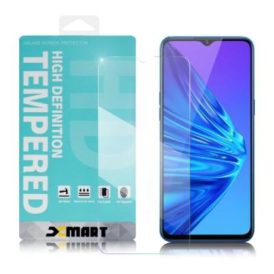 Xmart for  Realme 5 薄型9H玻璃保護貼-非滿版