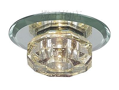 燈飾燈具【燈王的店】LED 水晶吸頂單燈 (附LED G4 3W 燈泡) 422/110