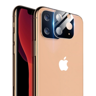 iPhone 11 Pro 電鍍 手機 鏡頭框 保護貼 (手機鏡頭 防撞 防摔)
