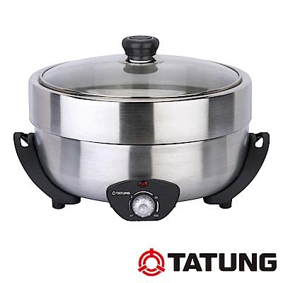 [熱銷推薦] TATUNG大同 4公升不鏽鋼電火鍋(TSB-4015S)