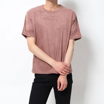 ナノ ユニバース アウトレット NANO UNIVERSE outlet 【SATURDAYS NYC】Elliot Suede S/S Shirt (ブロンズ)