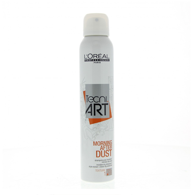 L'Oréal Professionnel Tecni. Art Morning After Dust Invisible Dry Shampoo 200ml
