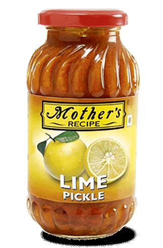 印度檸檬醃漬物  Lime Pickle MOTHER'S 400gm