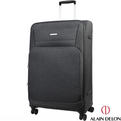 ALAIN DELON 亞蘭德倫  28吋 輕量品味系列行李箱  灰