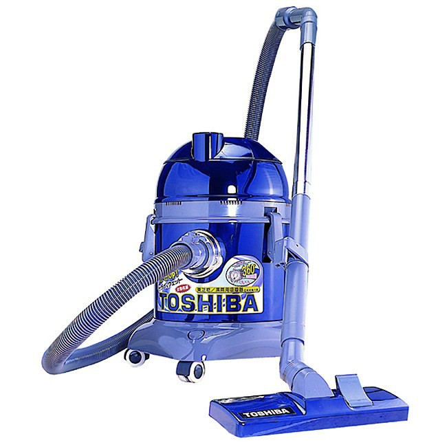 TOSHIBA 東芝 乾濕兩用吸塵器 TVC-2215