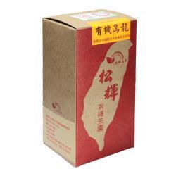 【那魯灣嚴選】松輝有機烏龍茶(半斤/共2盒)