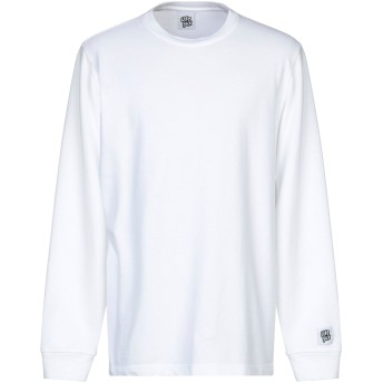 《セール開催中》LIFE SUX メンズ T シャツ ホワイト S コットン 100%