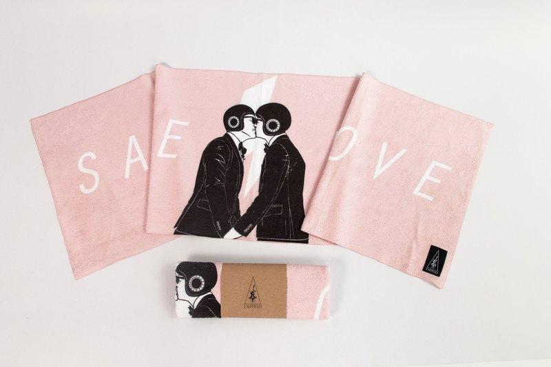 Same Love 愛皆平等 運動長巾/毛巾