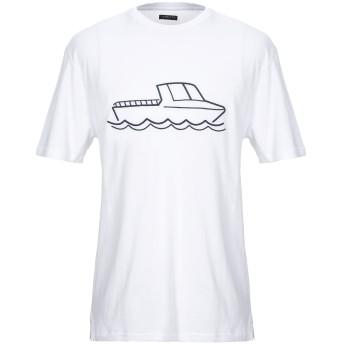 《セール開催中》RETOIS メンズ T シャツ ホワイト S コットン 100%