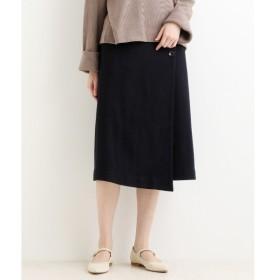 [マルイ]【セール】アッシュクジャージーラップスカート(圧縮ジャージーラップスカート)/マリンフランセーズ(LA MARINE FRANCAISE)