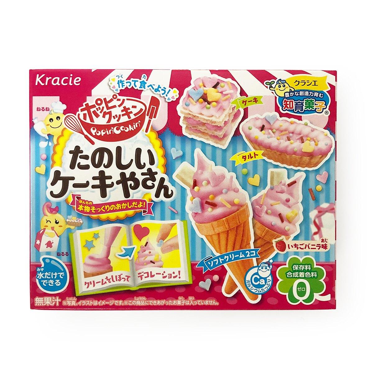 Kracie 甜點小達人食玩 26g