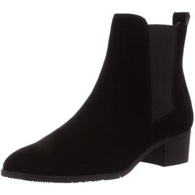 [イング] 【イングプラス】ブーツ IPSV98012 レディース ブラックスエード 23 cm