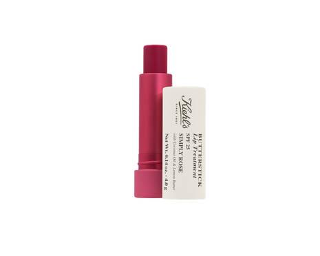Kiehl's butterstick lip treatment spf25   simply rose