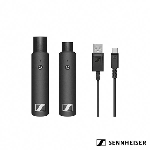 【Sennheiser】德國 聲海 XSW-D XLR BASE SET XLR基本套組 無線音頻傳輸系統 XS Wireless 2.4G 公司貨