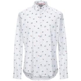 《セール開催中》KOON メンズ シャツ ホワイト XL コットン 97% / ポリウレタン 3%