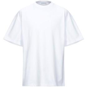 《セール開催中》IH NOM UH NIT メンズ T シャツ ホワイト XS コットン 100% / ポリウレタン / ポリエステル