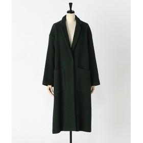 <ミュラーオブヨシオクボ/muller of yoshiokubo> Cesped coat GREEN【三越・伊勢丹/公式】