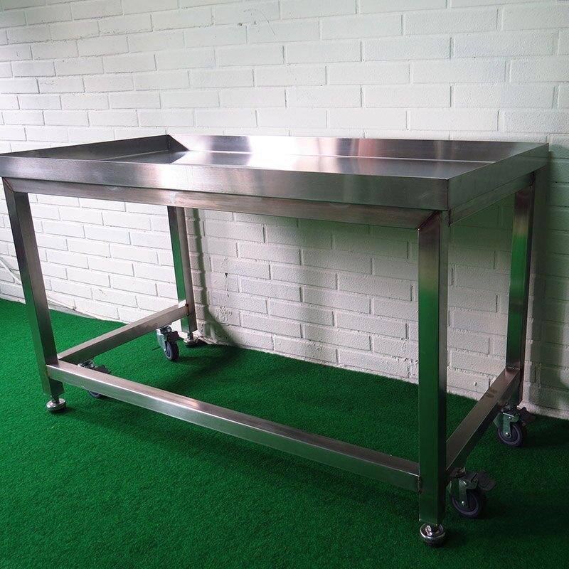 工具車 不鏽鋼架 工作桌 移動輪 工作台 304不銹鋼 空間特工