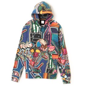 PAUL SMITH(ポールスミス)/ALL-OVER PRINT PARKA