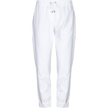 《セール開催中》BRUNELLO CUCINELLI レディース パンツ ホワイト L コットン 98% / ポリウレタン 2% / 真鍮/ブラス