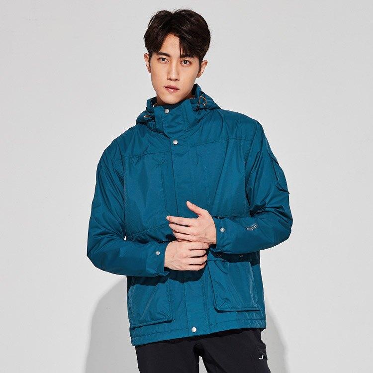 ADISI 男單件式防水透氣保暖外套  AJ1921014