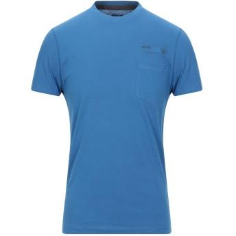 《セール開催中》BLAUER メンズ T シャツ ブルー M コットン 100%
