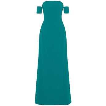 《セール開催中》SACHIN & BABI レディース ロングワンピース&ドレス ディープジェード 4 トリアセテート 70% / ポリエステル 30%