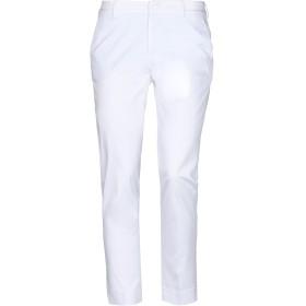 《セール開催中》PT01 レディース パンツ ホワイト 42 コットン 95% / ポリウレタン 5%