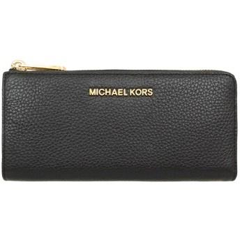 [マイケルコース] MICHAEL KORS 財布 (長財布) 35S7GBFZ3T ブラック レザー ラージ L 長財布 レディース [アウトレット品] [ブランド] [並行輸入品]