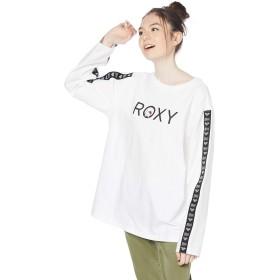 [ロキシー] ロンT HELLO KITTY L/S TEE RLT194037 [レディース] WHT 日本 S (日本サイズS相当)